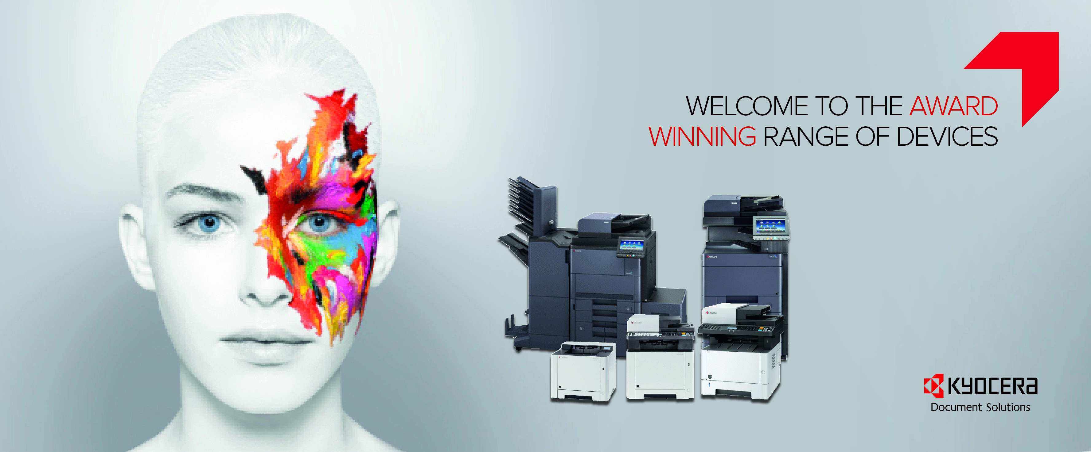 Pulse Digital are suppliers of Award Winning KYOCERA Products